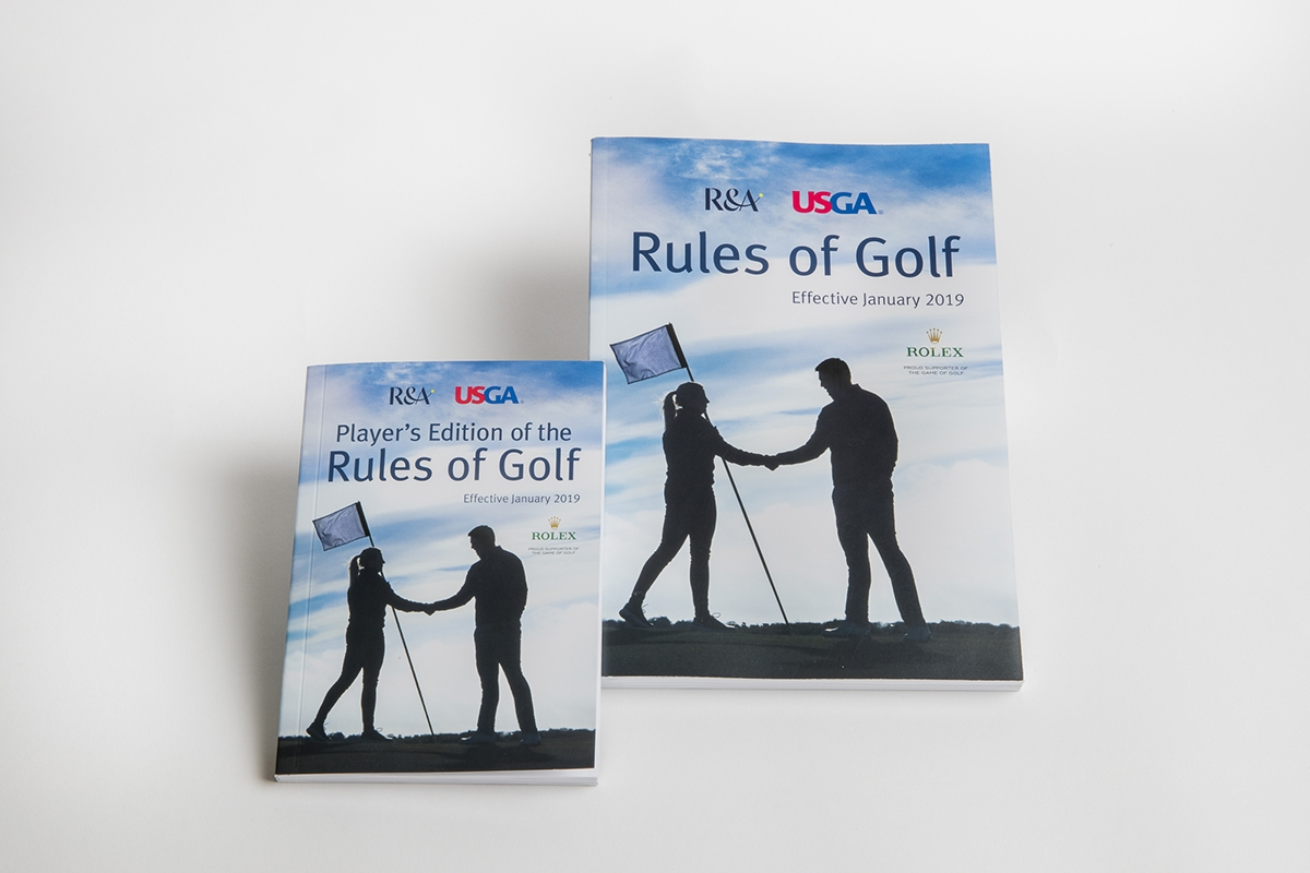 RulesOfGolf_USGA.Rules2019Booksart