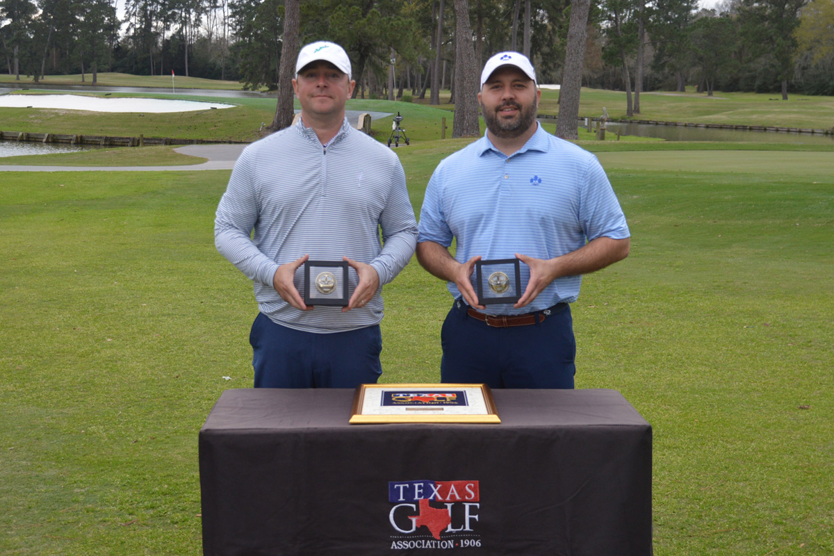 Awards Photo – 20 South Four-Ball