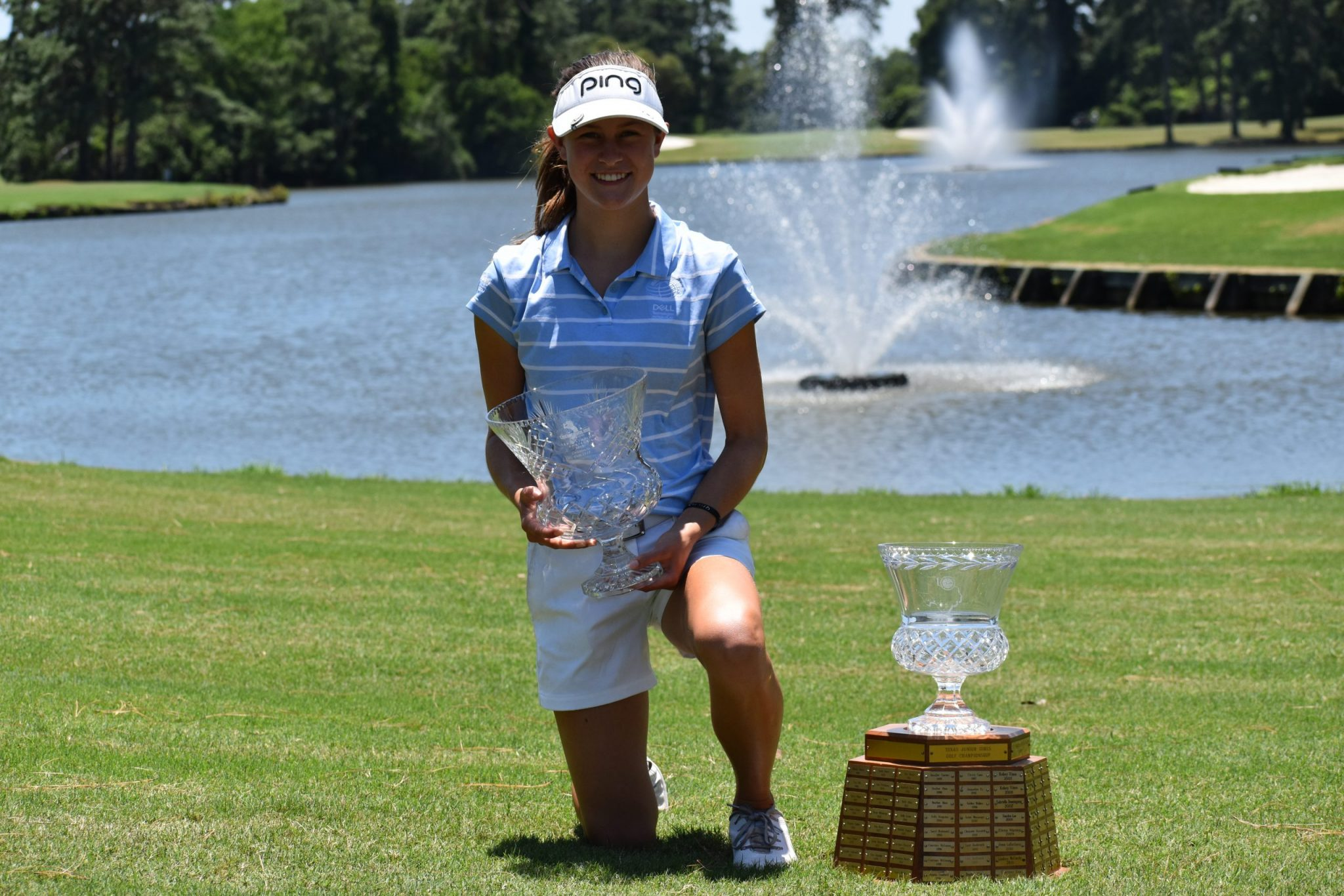 2019 Texas Junior Amateur Girls Champion