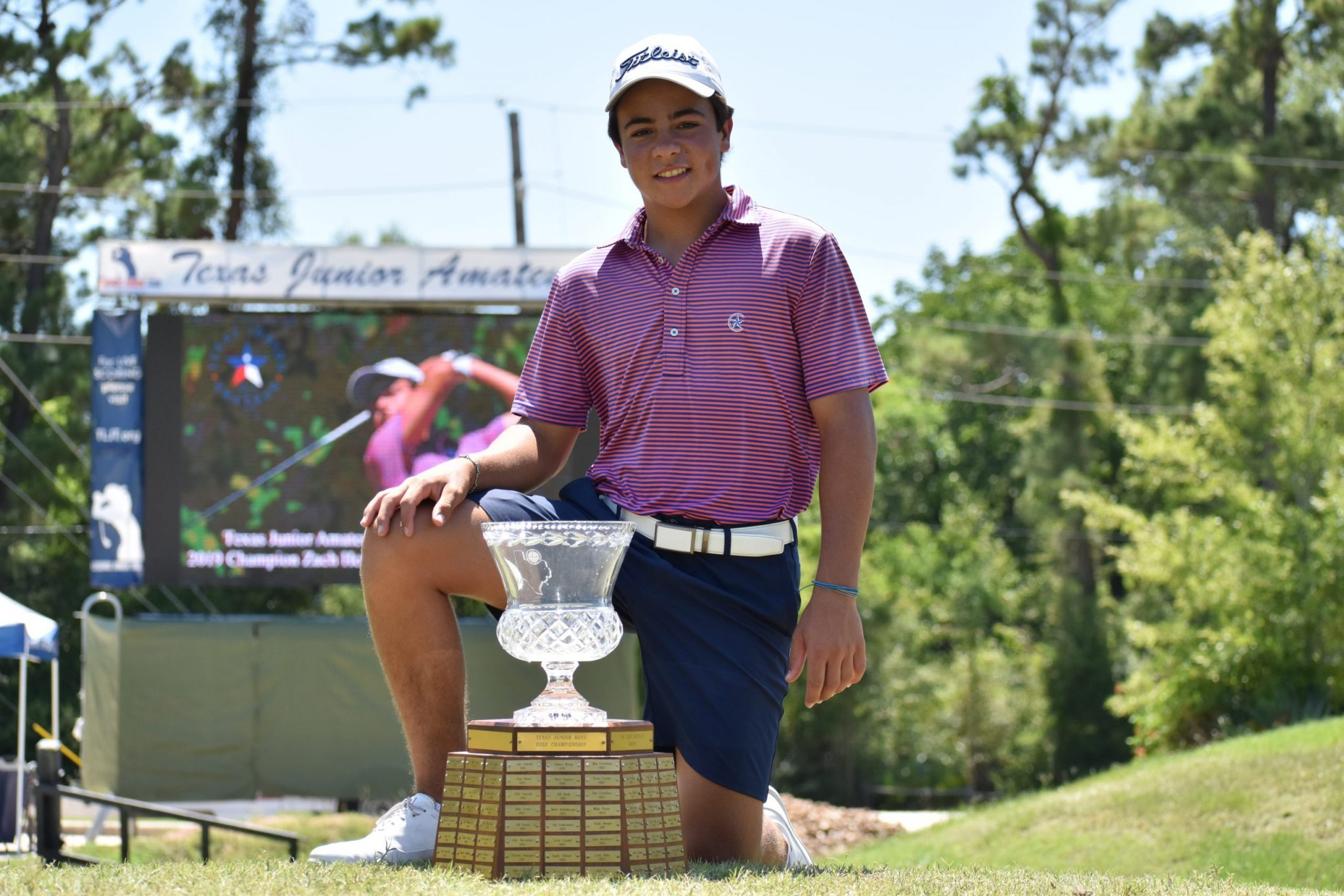 2019 Texas Junior Amateur Champion