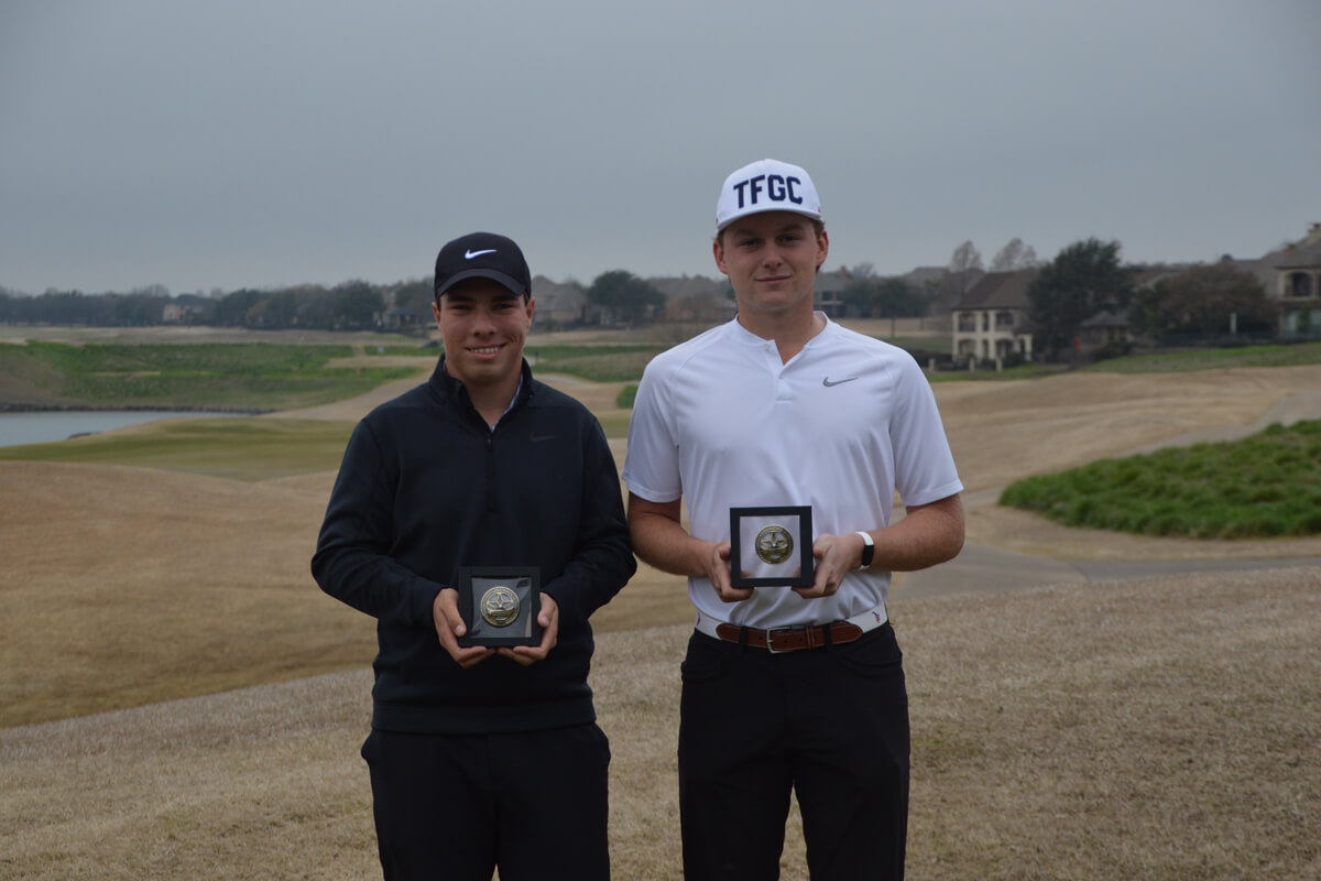 North Four-Ball Griggs Hance Winners