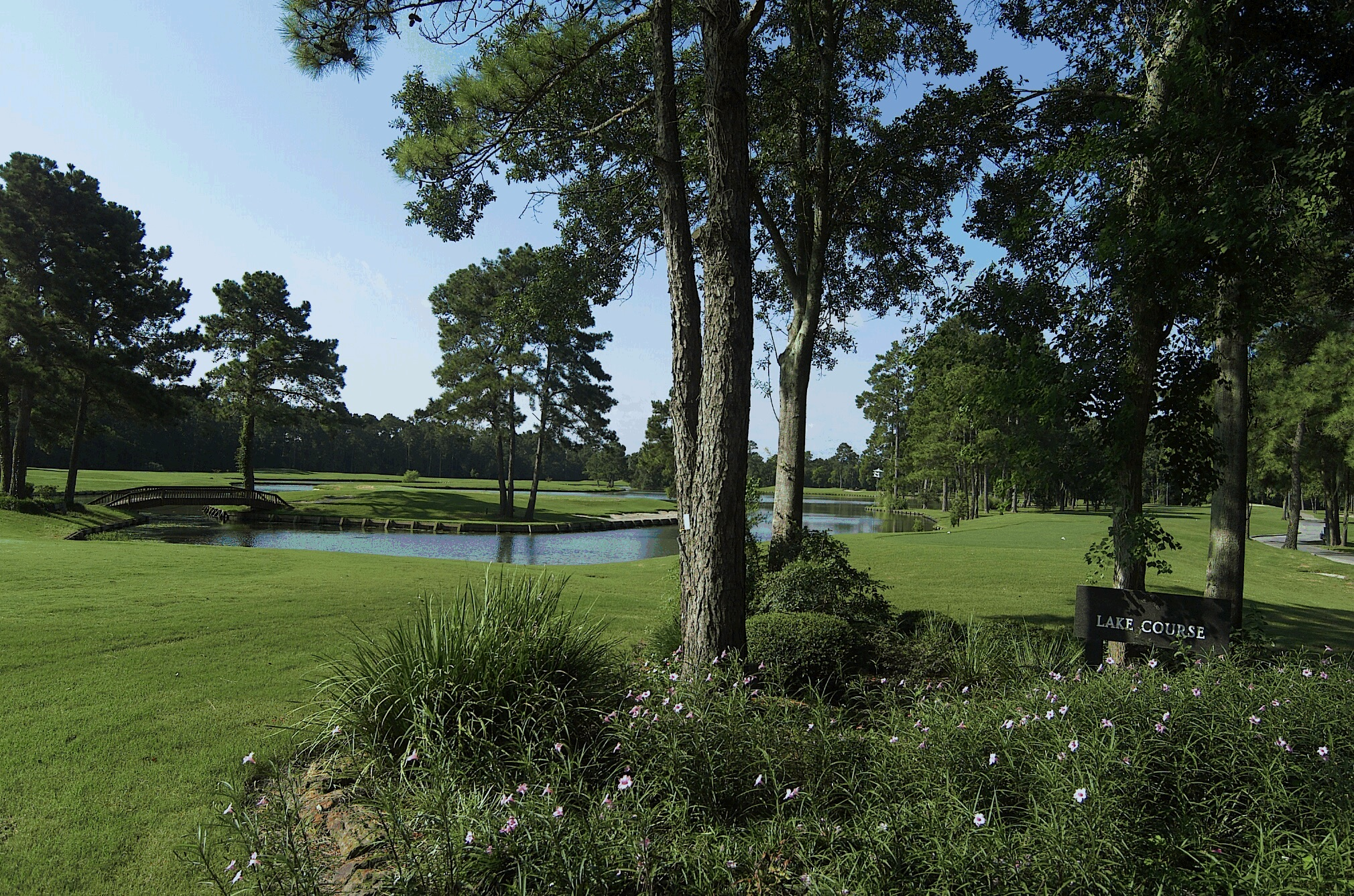 The Clubs of Kingwood Lakes Course