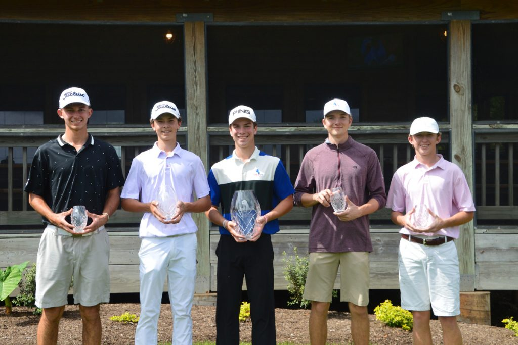 20 Spring Preview Winners - Boys 15-18