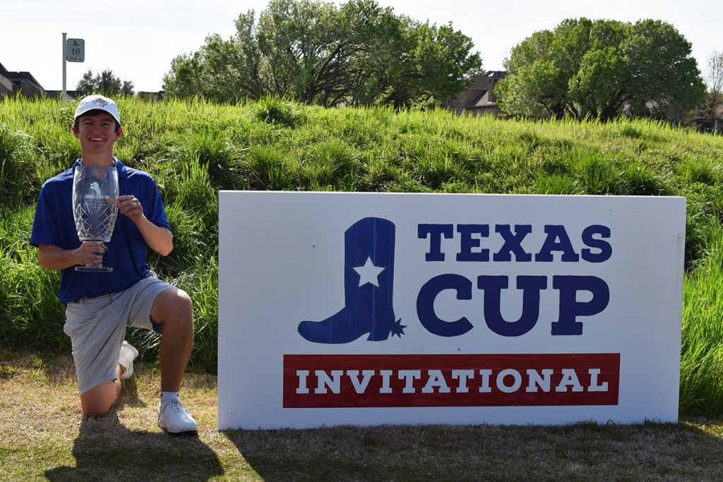 Brandon Massey Wins Texas Cup Invitational