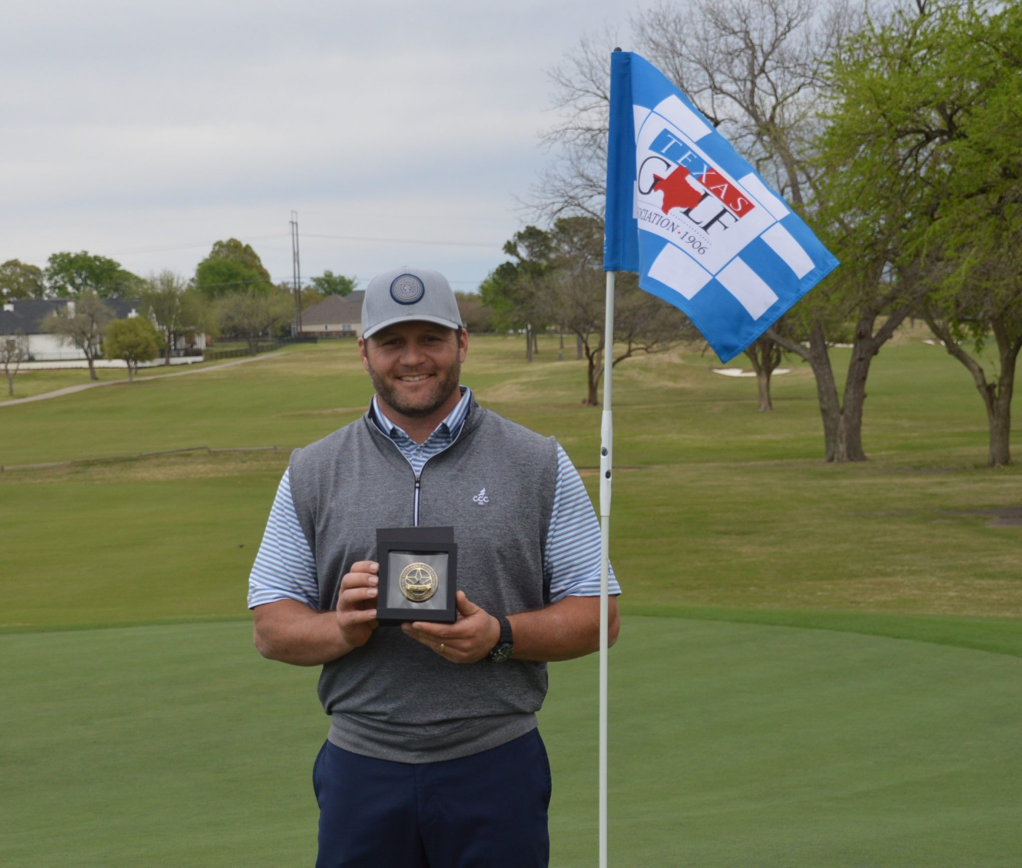 Gwin Wins South Mid-Amateur